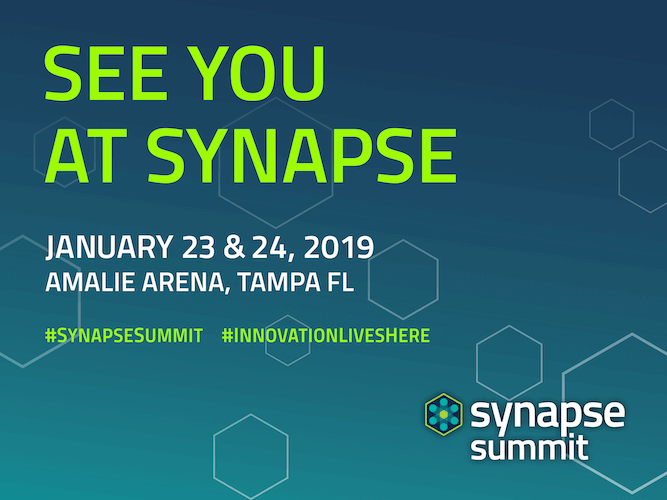 Synapse Summit - connecting technology companies